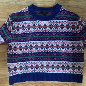 Jcrew Fairisles Sweater (Size L)